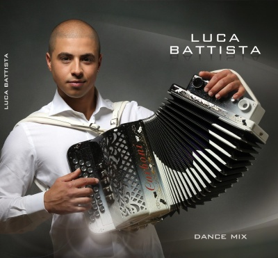 CD Luca Battista Dance Mix