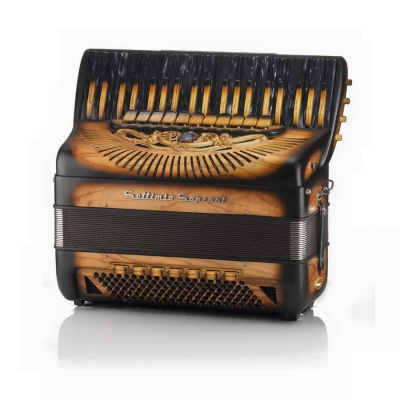 Accordion Settimio Soprani