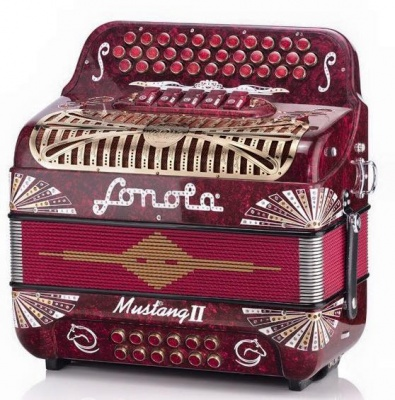 Accordion Sonola Mustang II